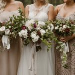 bouquets wedding party bride washington dc floral designer