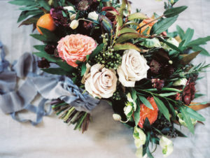 Washington DC based floral designer bridal bouquet La Fleur du Jour