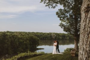 wedding bride and groom portraits washington dc floral designer