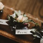 Wedding floral designer washington dc groom boutonniere