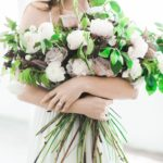 bridal bouquet wedding floral designer florist los angeles